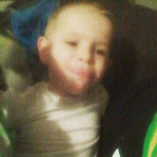 Missed this kid today! Boymom Love