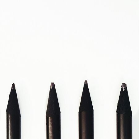 Close-up Pencil Pencils Drawing Black And White Minimal Minimalism Desktop Flatlay Contrast Stationary Creativity Creative Designer  Design Paper Pencil And Paper Sketch Sketching Detail Art Workspace Neat Tidy Organization