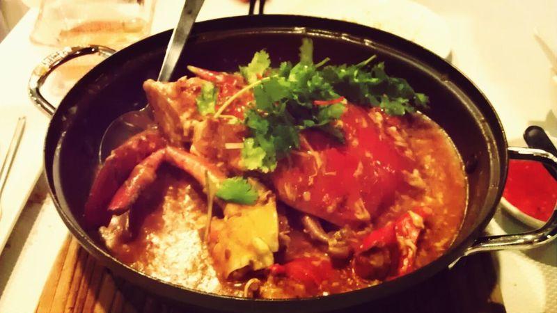 칠리 크랩 so so_in singapore