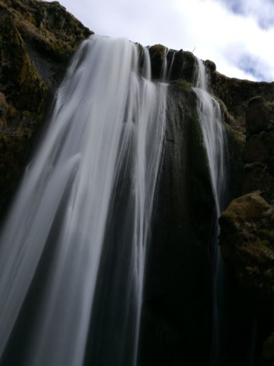 Waterfall Water Long Exposure Rock - Object Motion Rapid Nature Purity Scenics Power In Nature Beauty In Nature Travel Destinations Icelandic_explorer Mountain Beauty In Nature Hannallaysadventure Landscape Nature Iceland, Reykjavik Outdoors