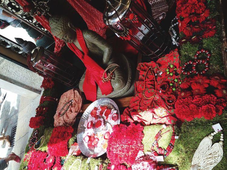 Flowers Festadelesflors Girona Escaparates Window Shopping Creativity Creative