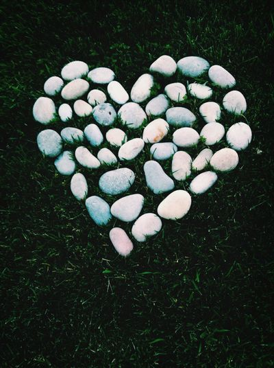 Heart Grass Love Supernormal