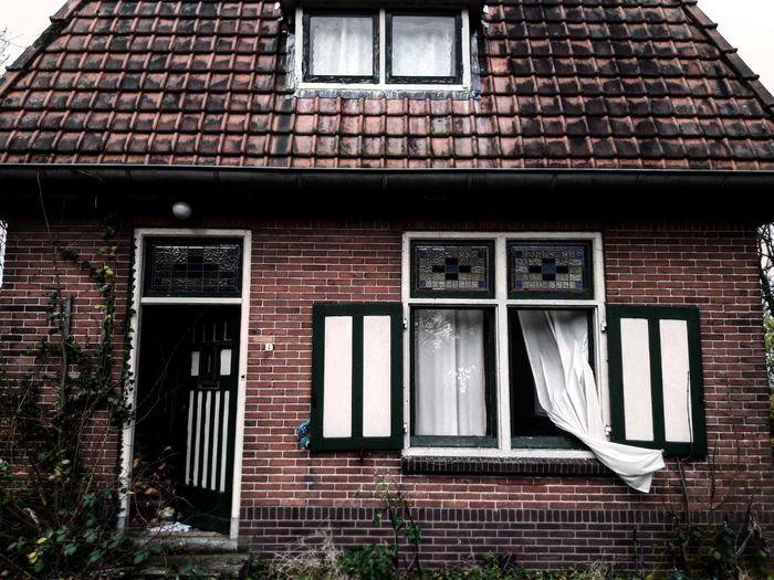 Façade Window