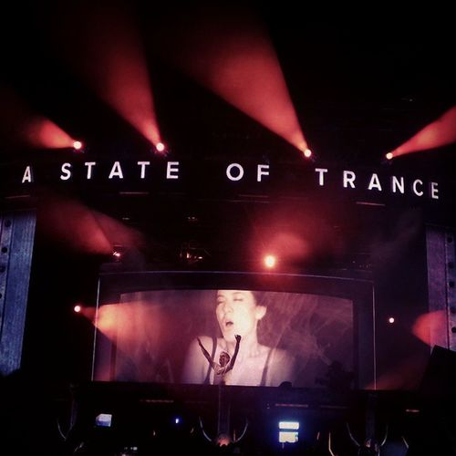 And then the man himself @arminvanbuuren on the stage at Asot600mum . What a set! Amazing stage presence. Can't wait to see him again Asot600 Mumbai Trance edm concert