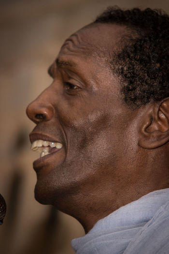 Black People Charles Role Close-up Concert Headshot Live Live Music Mallorca Musician One Person Peguera Singer  Singing Smiling The Portraitist - 2017 EyeEm Awards