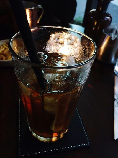 Long island iced tea Nigthfall drank First Eyeem Photo