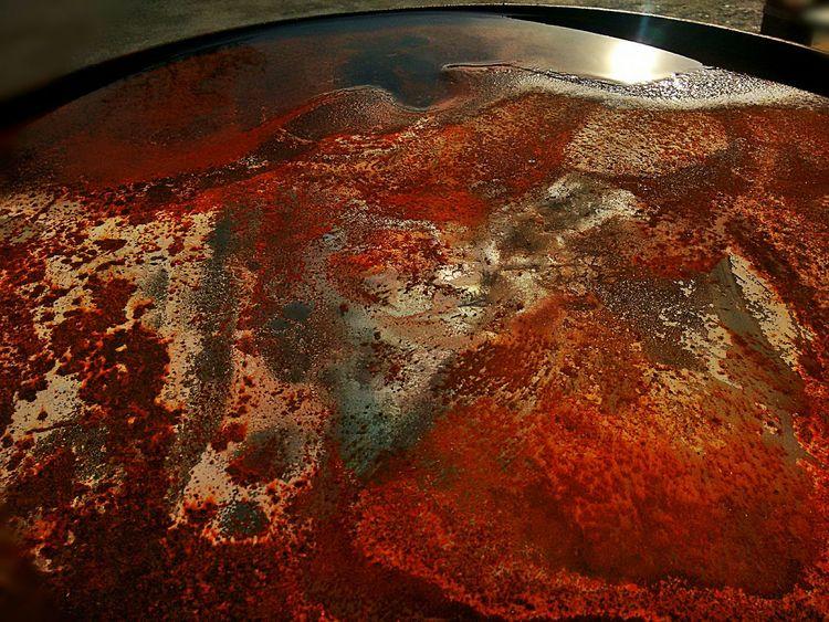 Mars Marte Ferro Ruggine Iron