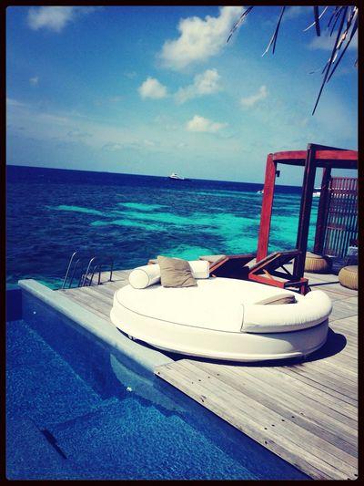 Seascape Maldives W Hotel Paradise