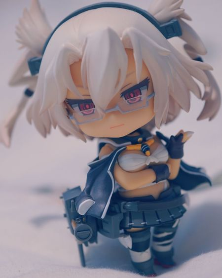 Musashi. Kantai Collection. MUSASHI Women Toy Childhood Indoors  Close-up No People Day Nendoroid Kancolle Kantaicollection Portrait Toyphotography Toy Photography Standing Anime Sony A6000 Figurine  Darkskin Tanned