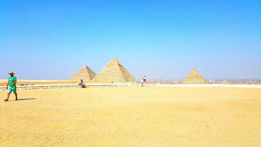 Pyramids Of Giza My Trip To Egypt
