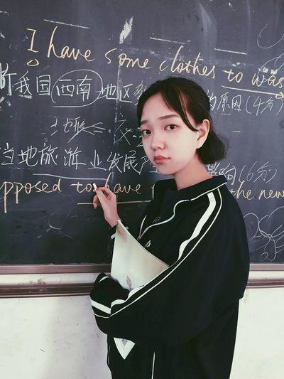 Blackboard  Geography Class ^_^ ..