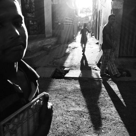 Street Sunlight Shadow Adult People Day Outdoors City Blac&white  The Street Photographer - 2017 EyeEm Awards Photographer Jashimsalam City The Great Outdoors - 2017 EyeEm Awards City Life Sunlight Walking City Street Black And White Portrait