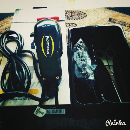 Finally i found this for my partime job.. Wahl Barber Life Barberu'els