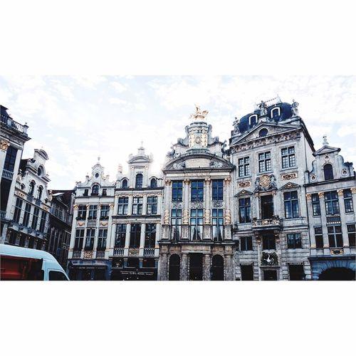 Belgium Traveling Arhitecture Goldtown Amazing Bruxelles-Capital Bruxelles Central Travel Goodtime Hello World Enjoying Life Love