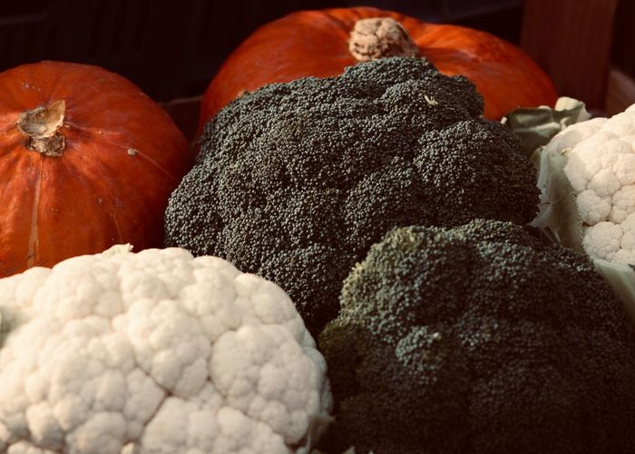 Winter Vegetables Food And Drink Food Vegetable Freshness Healthy Eating Still Life Focus On Foreground Orange Color Pumpkin Variation Wellbeing Raw Food Cauliflower Broccoli Large Group Of Objects Market Close-up Choice Cooking Healthy Lifestyle Colors Gourmet Cuisine Backgrounds