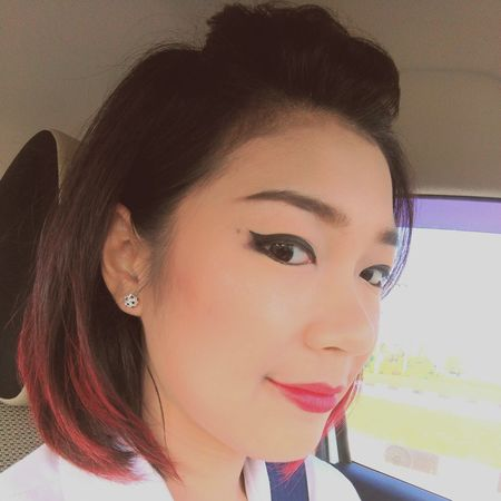 Redlipstick Redlips💋 BadBitch♡ Girl Eyeliner Nice I Like This Shot
