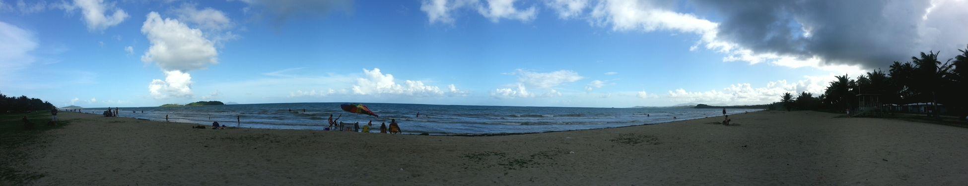 (sin editar) Beach Humacao Puerto Rico
