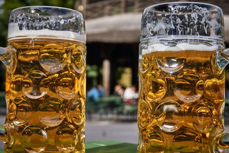 Drinking the best beers in munich