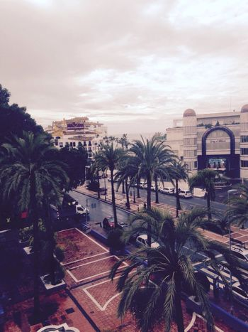 Taking Photos No Filter Puerto Banus Marbella Hanging Out Rain SPAIN