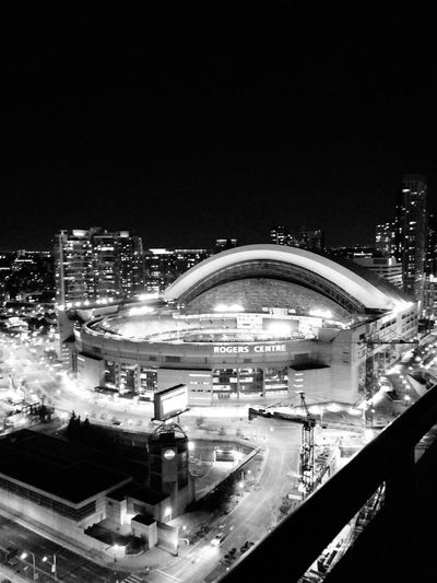 The 6ix Toronto Skydome