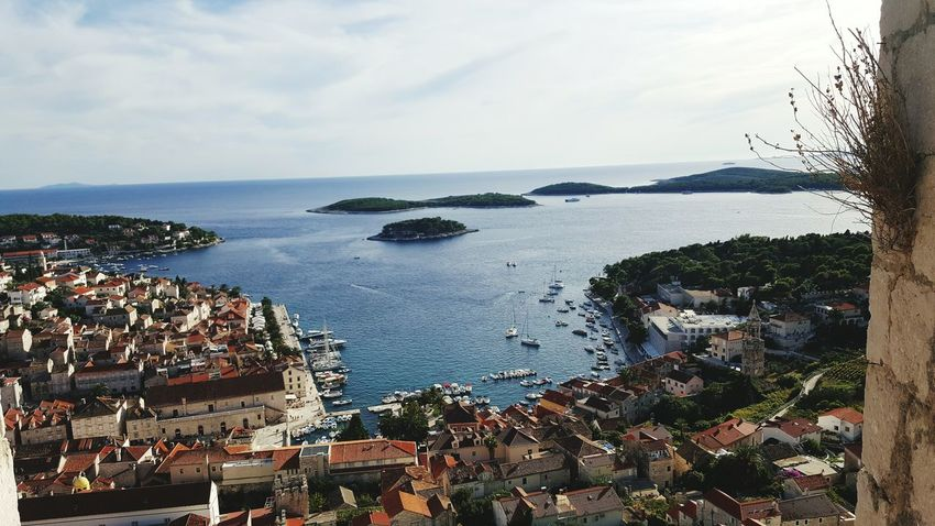 Wonderful view at the fortress in Hvar Hvar View Sea Protecting Where We Play Hrvatska Croatia Neighborhood Map The Great Outdoors - 2017 EyeEm Awards