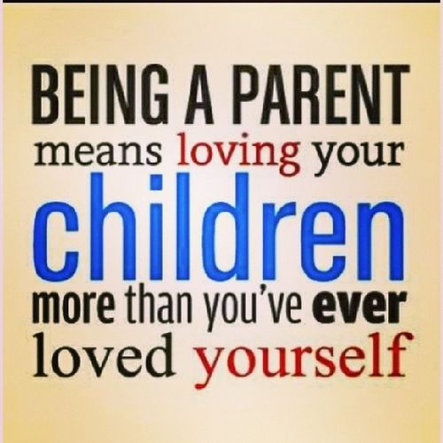 This! But why can others maybe few parents can treat their child unequally? Their treatment for their children are base on their favorites or on their moods? Their love for their children should be selfless, but they're being selfish. I can never understand whatever their reason is. And 1 thing's for sure, i will not let anyone give those treatment with my son. Justmythought Makesense Notmyexpirience