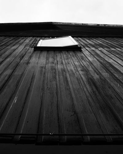 """with the grain"" Roof House Built Structure Architecture Building Exterior Outdoors No People Sky Beauty In Nature Black Color Blackandwhitephoto Camera - Photographic Equipment Film Industry Blackandwhiteworld Photography White Background Abstract Photography Photography Themes Portrait Close-up High Angle View"