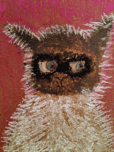 Animal Animal Art Art ArtWork Cat Kid Art