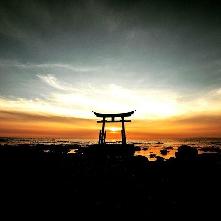 Hokkaido Japan 初山別村にて。