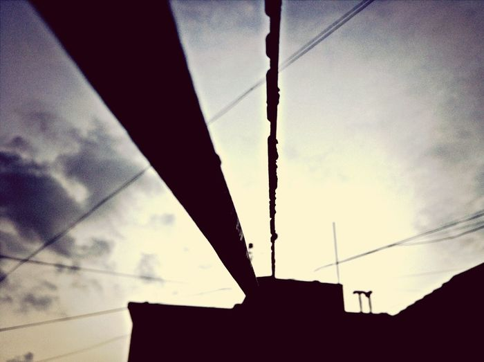 Wires In The Sky