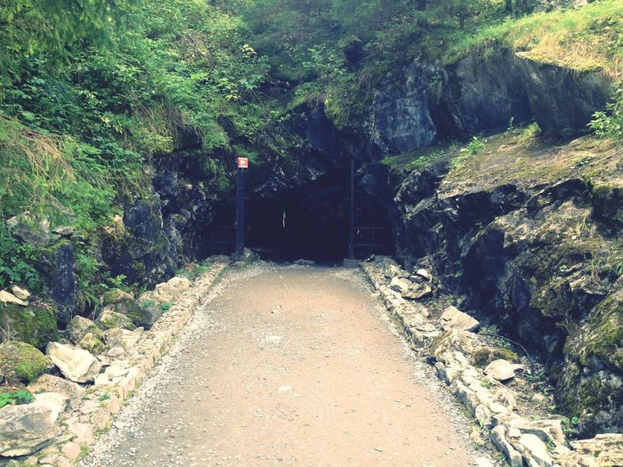 карелия мраморный_каньон вход_в_пещеру First Eyeem Photo