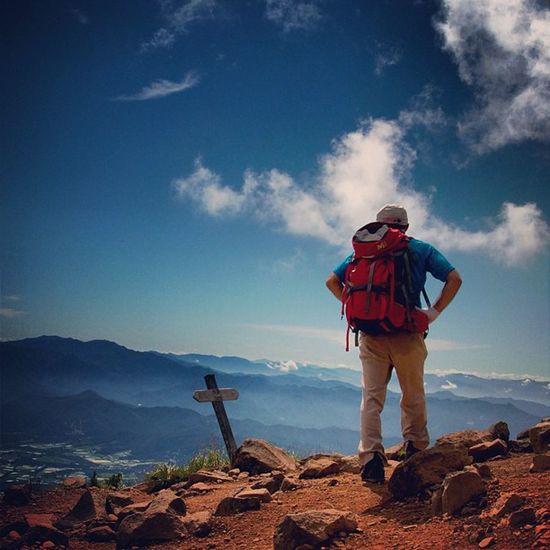 トレッカー #山 #トレッキング #自然 #八ヶ岳 #mountain #nature #naturelovers #trekking #sky #snap #yatsugatake #blue Nature Sky Blue Snap Trekking Mountain Naturelovers 自然 トレッキング 山 八ヶ岳 Yatsugatake