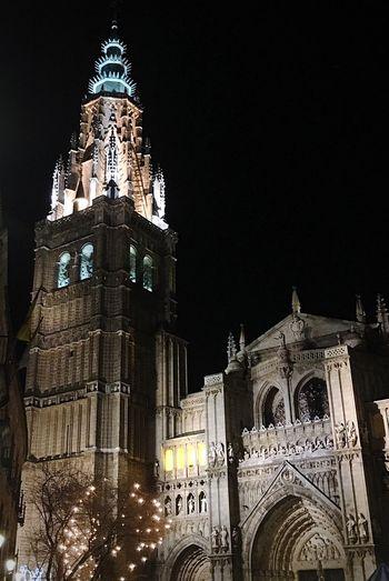 Church Religion Night