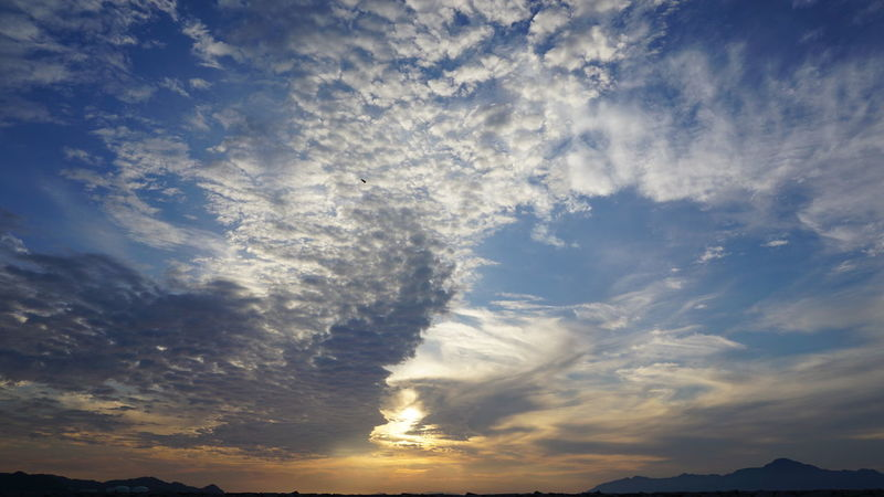 Sky Sunset Beautiful