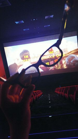 One Person Human Hand Human Body Part Red Chairs Red Color Cinema Dark Cinema Chairs Cinema Screen Screenshot Sceen Cheir Road Drink Cinema Look Cinema Time Cinema Studio Cinema Photo Cinema In Your Life Cinema Only Women One Woman Only Cinema Glasses 3D 3D Effect 3D Glasses