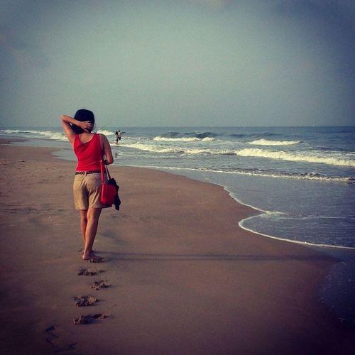Beach days! Missit Earlymorning  Unbeatable Wannadothiseveryday