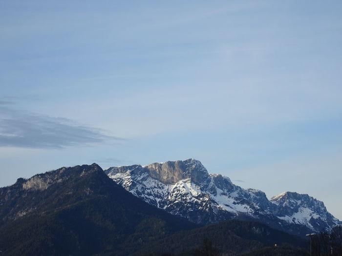 BASE Jump Berge