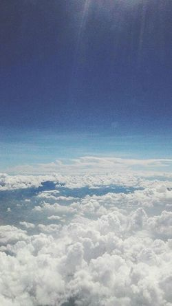 Clouds Awesome Life Infinity