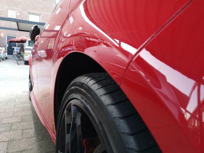 Redandblack Cupra EyeEm Selects Tire Red Car
