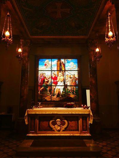 Religion Indoors  Spirituality Altar No People Architecture Day Sanpeter Basilica Di Maria Ausiliatrice, Torino