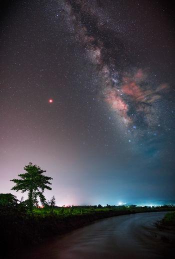 Vertical Milky
