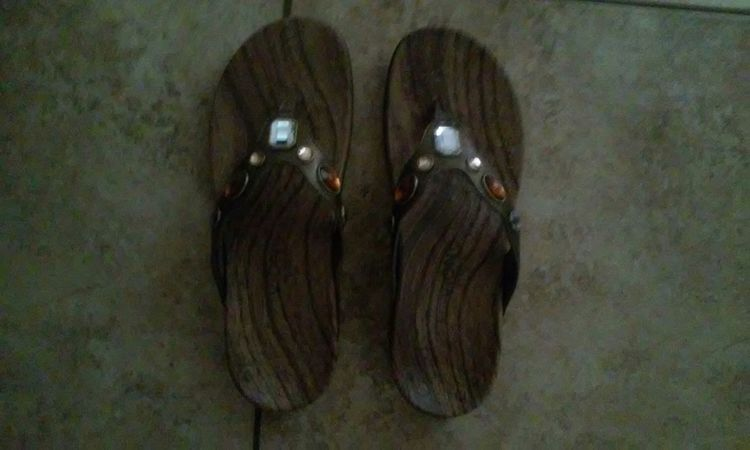 My new sandals. They are orthopedic for my back. Love them😃 Check This Out