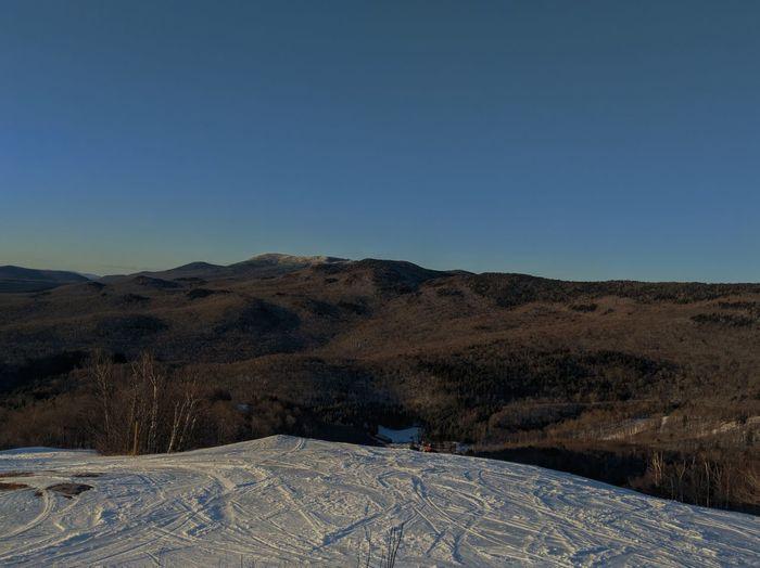 Snow Vermont