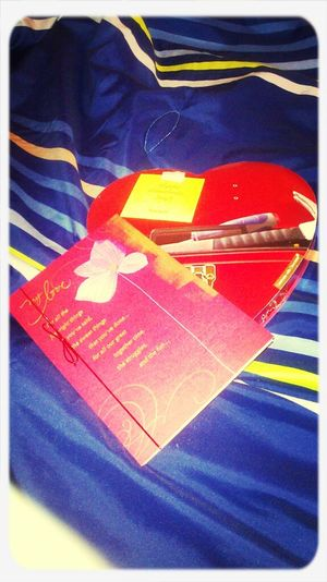 Valentines present from my love... <3