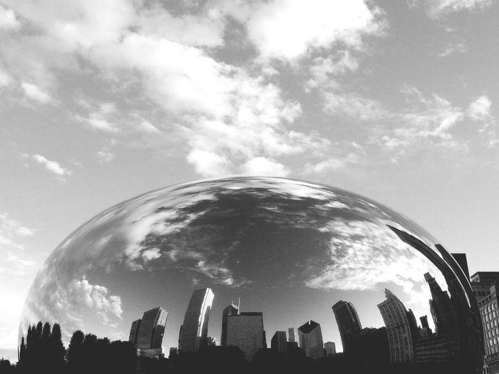 The Bean Chicago Tourism
