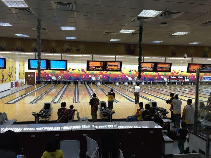 Bowling Mywakeupplan Hello World Taking Photos