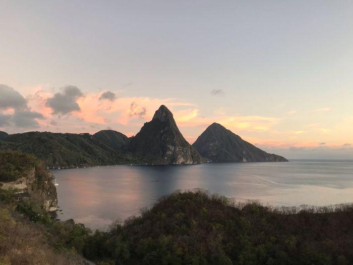 Photo taken in Soufrière, Saint Lucia