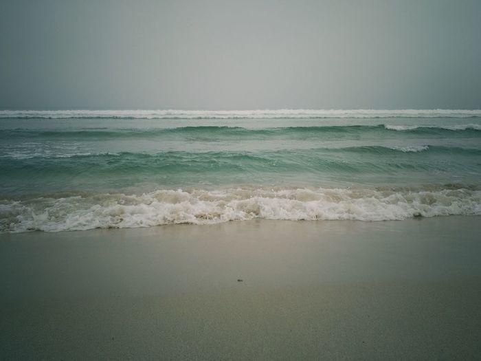O mar Water Sea