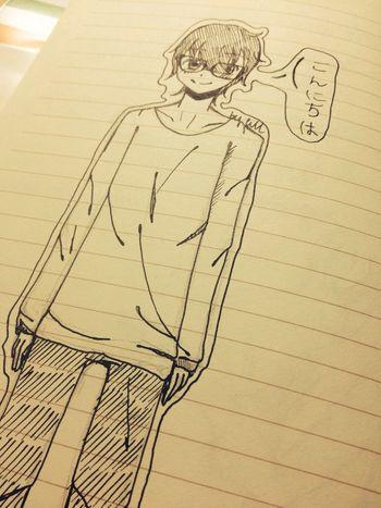 C: New_art Anime Manga Animesketch