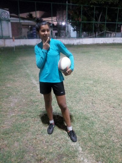 Sport Ball One Person Playing One Woman Only Adults Only Only Women Rugby TIME Rugbyplayer RugbyIsLife